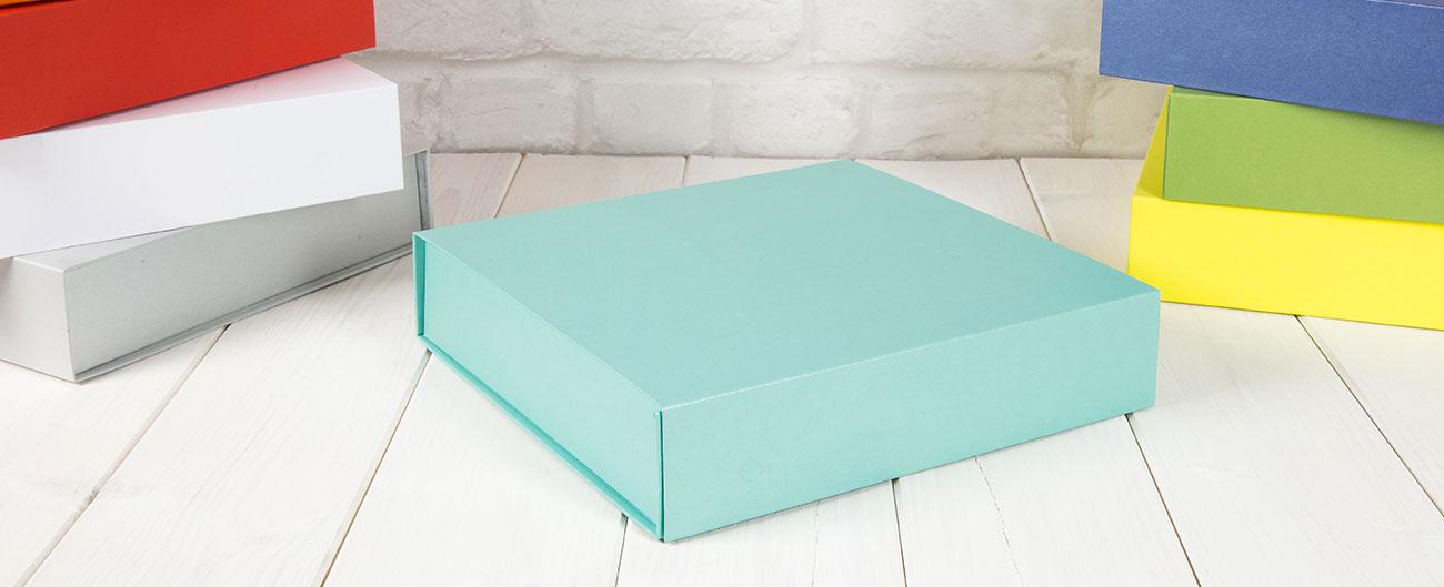 scatole per bomboniere colorate